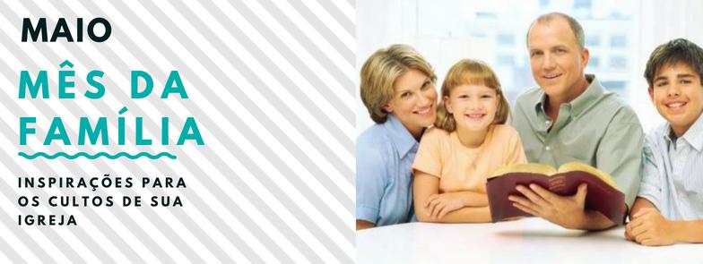 ORDEM DE CULTO (Família) Famílias segundo o coração de Deus